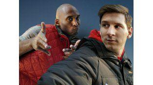 De crack a crack: el mensaje de Messi a Kobe Bryant