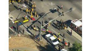 EEUU: 14 muertos en el tiroteo en California