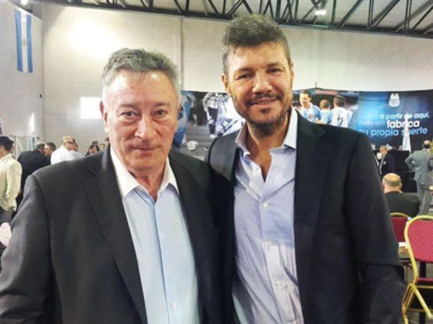 ¿Segura o Tinelli? Una elección histórica para el fútbol argentino