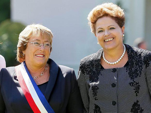 Macri se reunirá con Rousseff y Bachelet