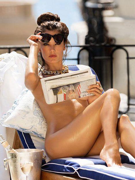 La empresaria más sexy del mundo