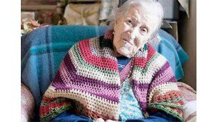 La abuela europea más longeva tiene 116 años y reveló su secreto: la soltería