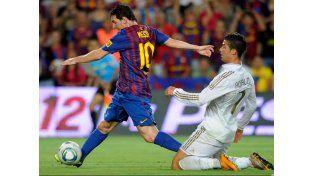 Messi le dejó un mensaje a Cristiano Ronaldo