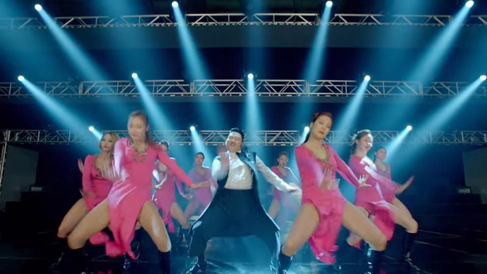 Daddy es el nuevo hit de PSY y el videoclip de la canción arrasa en Internet