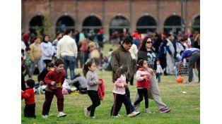 La Redonda invita a recibir la Primavera en el Parque Federal