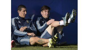 """Messi atraviesa """"una situación difícil"""""""