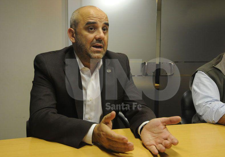 El intendente de Santo Tomé manifestó su rechazo al nuevo aumento de boleto interurbano