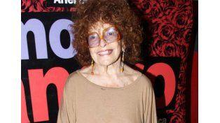 Murió la actriz Cipe Lincovsky, dueña de una extensa trayectoria en el cine y el teatro argentino