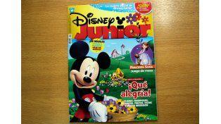 Pedí este martes la revista nº 15 de Disney Junior