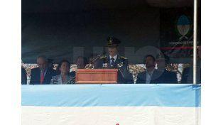 Se celebró el 151º aniversario de la Policía de Santa Fe