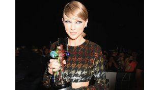 Taylor Swift arrasó en los MTV Video Music Awards