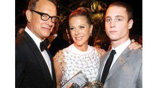Revelan que el hijo de Tom Hanks está desaparecido hace un mes