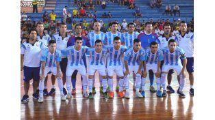 Argentina se consagró campeón de América en futsal