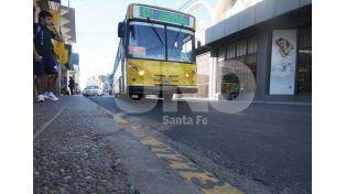 Aumentó el transporte interurbano en Santa Fe