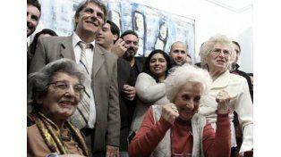 Abuelas de Plaza de Mayo recuperó a la nieta 117