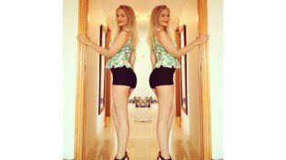 La joven que muestra por Instagram cómo derrotó a la anorexia