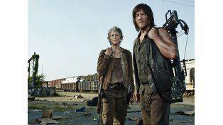 The Walking Dead tendrá un especial en un avión