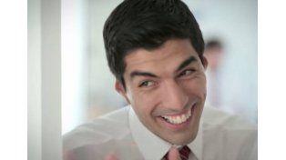 ¿Lo tenías a Luis Suárez como actor comediante?