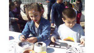 El Patio celebró su 4º año con una gran fiesta barrial para grandes y chicos.