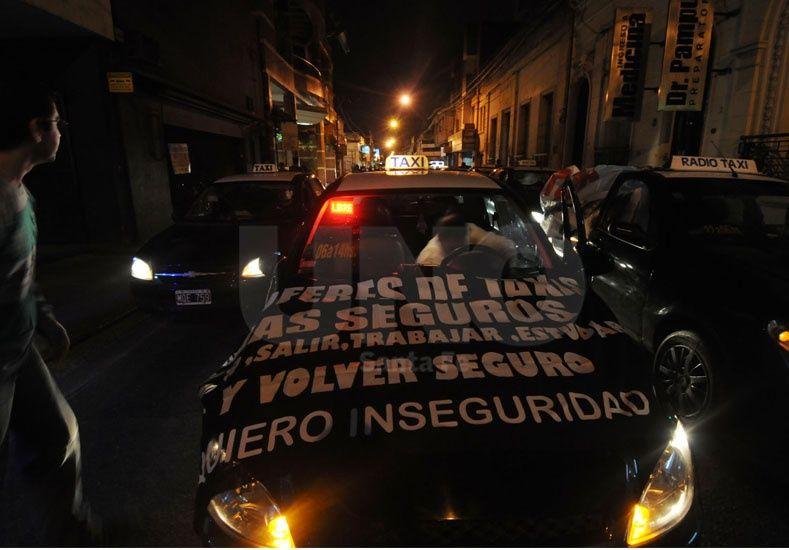 Finalmente, los taxistas no realizarán cortes sorpresivos durante el fin de semana