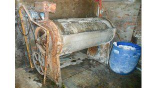 Inspección. El establecimiento está ubicado en Castelli 1211 / Foto: Gentileza Gobierno de la Provincia de Santa Fe