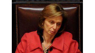 Denunciaron a la mujer de Alperovich en el Inadi por sus dichos sobre violencia de género