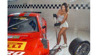 Flor Zaccanti: Cualquier hombre que entre a la casa me lo ...