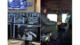 La provincia instalará 600 cámaras de videovigilancia y equipará los nuevos helicópteros