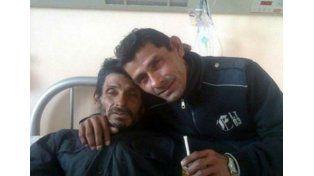 Indigente se reencontró con su hermano después de 32 años