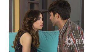 El primer beso tras los rumores de romance