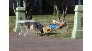 Anticipo de verano para el fin de semana: pronostican una máxima de 34ºC