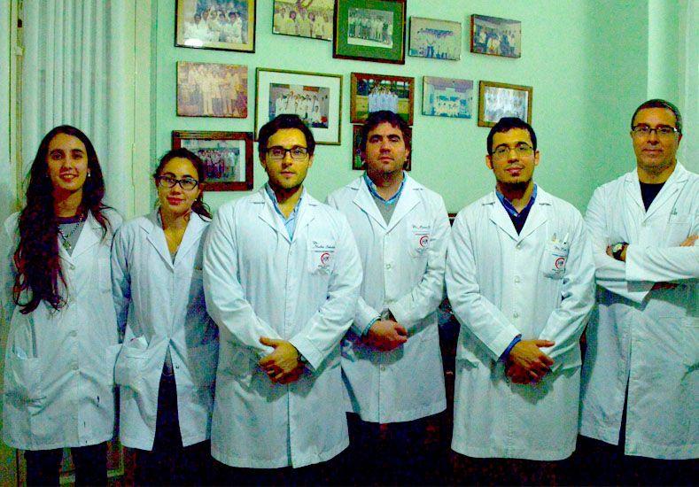 El Servicio de Cirugía del hospital Cullen fue galardonado en el Congreso de Cirugía del Litoral