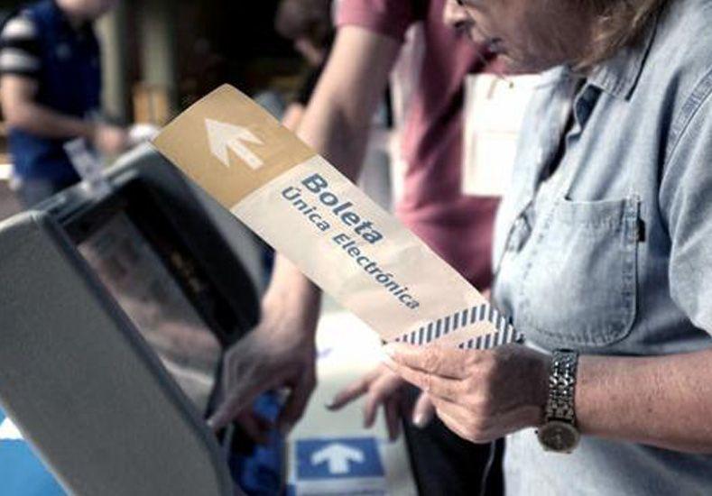 Boleta electrónica: para la empresa, es imprudente usarla en octubre