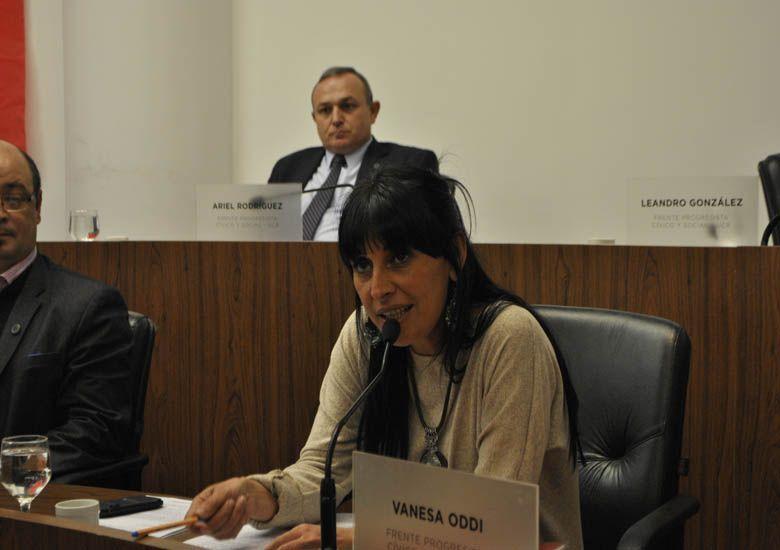 Vanesa Oddi: Para los progresistas un Centro de Salud en Varadero Sarsotti es una conquista de la gente