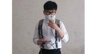 Hyomyung Shin cree que dejó de envejecer cuando tenía 18 años.