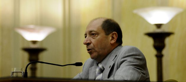 Héctor Superti fue víctima de una atraco en su vivienda. (Foto de archivo)