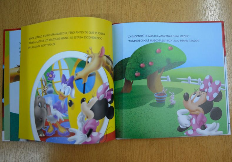 Pedí este viernes la nueva entrega de Aprendo Hábitos con Disney