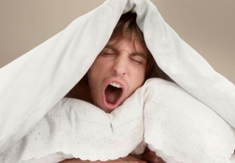 Las consecuencias de dormir poco