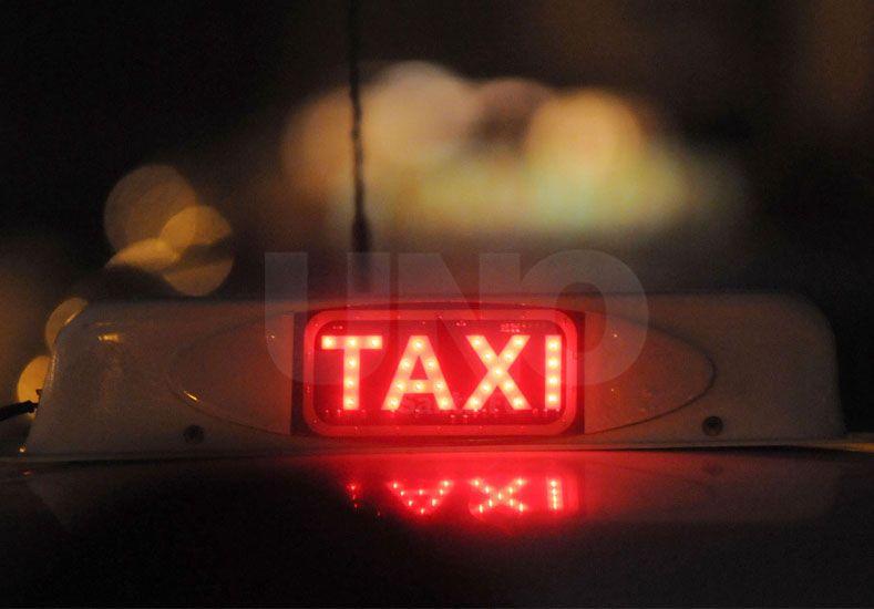 Nuevo intento de robo a un taxista