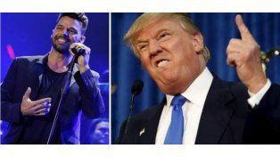 La carta abierta de Ricky Martin a Donald Trump
