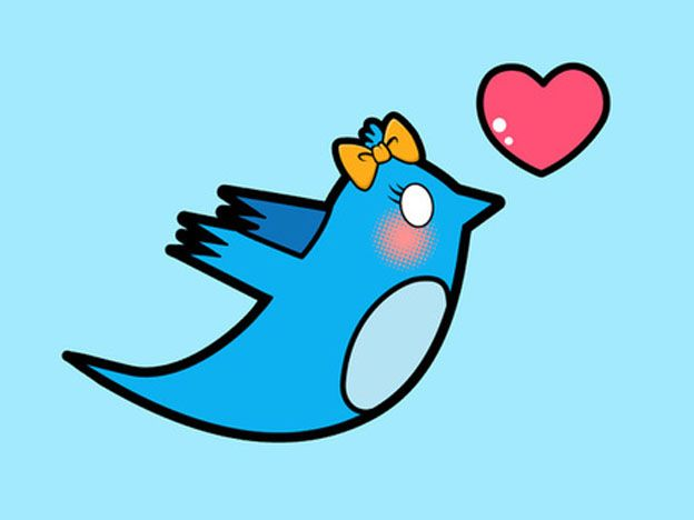 Científico: recibir un tweet produce el mismo efecto que besar