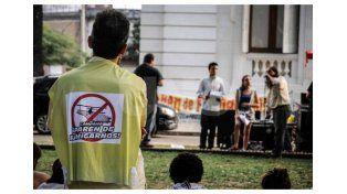 Paren de Fumigarnos: convocan a la concentración de mañana en la Legislatura