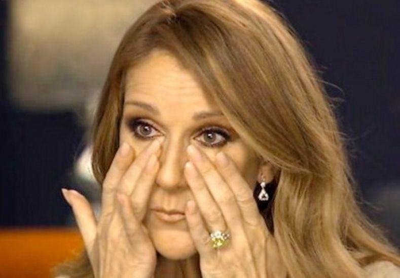 El drama de Celine Dion