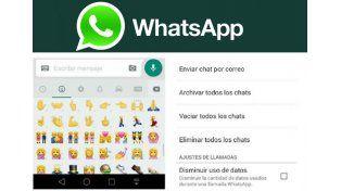 WhatsApp se actualizó para Android con grandes novedades