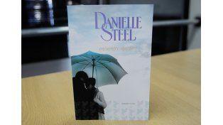 Este miércoles pedí la entrega Nº 28 de Danielle Steel