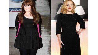 Adele: cómo transformó su cuerpo con una dieta vegetariana