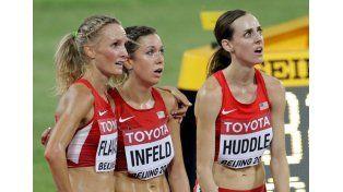 Mundial de Atletismo: volvió a perder por anticipar su festejo