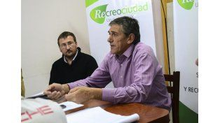 Apoyo. Formento presidió la reunión donde agradeció el compromiso ciudadano / Foto: Gentileza Municipalidad de Recreo