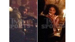 Pescaron a Serena a los besos con un famoso