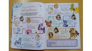 Pedí este martes la revista nº 4 de Palace Pets de Disney Princesas